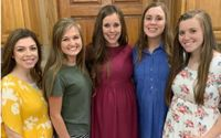 Amy Duggar Celebrates Baby Shower But Without her Cousins