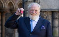 What Role Is James Cosmo Playing in His Dark Materials?