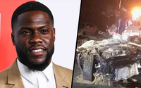 Kevin Hart Was Involved In An Accident And His Friends And Fans Send Their Love And Prayers