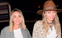 Mliey Cyrus and Kaitlynn Carter Broke Up but They are Still Friends