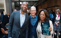 Apple TV+ is the New Home for Oprah's Book Club; Better Get Reading She Revealed Her First Book