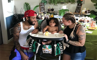 Chris Lopez and Kailyn Lowry Don't Agree about Allowing Lux on Camera of Teen Mom 2