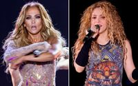 Hold On To Your Horses! Jennier Lopez and Shakira will be Headlining 2020 Super Bowl's Halftime Show