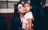 Fans Obsessed with Kardashian Kids; One of Them Apparently Looks Like a Doll