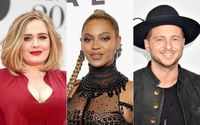 Ryan Tedder of OneRepublic is Saying Beyonce and Adele Recorded a Song Together