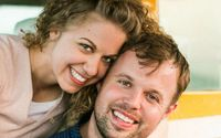 John David Duggar and Abbie Duggar Name Their Baby Girl Grace Annette