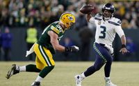 Green Bay Packers knocks out Russell Wilson's Seattle Seahawks