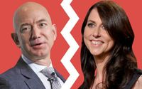 Is Jeff Bezos's ex-wife Mackenzie Bezos dating anyone?
