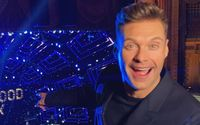 Ryan Seacrest Falls From His Chair During 'Live With Kelly and Ryan'