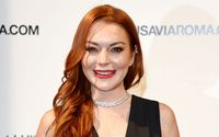 Lindsay Lohan Sparks Romance Rumor after Her Latest Instagram Post