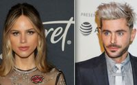 Halston Sage is Rumored To Be Dating Zac Efron, Facts To Know About the Actress