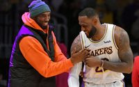 It's Hard for LeBron James to Move On from His Friend Kobe Bryant's Death, He Admits