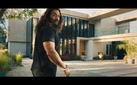Jason Momoa Shed His Skin, Thinned Out and Went Bald for a Funny Super Bowl LIV Ad