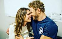 Kellan Lutz and wife Brittany Suffers loses baby halfway across pregnancy