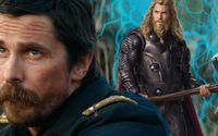 Christian Bale Cast as Villain for Thor: Love and Thunder