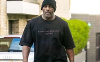 Idris Elba Steps Out in London After Recovering from Coronavirus