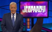 Alex Trebek Excited to Get Back to Work On Jeopardy