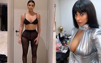 "Jameela Jamil Only Responds to Kim Kardashian's Unrealistic Body Promotion After Requests to Do So, ""My Work Is Done"""