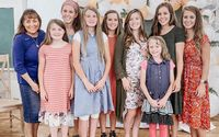 Duggar Parents Address Cropping Out Jill Duggar from Family Photo Amid Drama with Derick Dillard