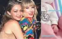 Auntie' Taylor Swift Surprises Gigi Hadid & Zayn Little Baby an Adorable Gift!