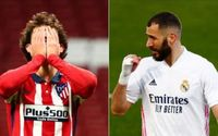 Real Madrid Score Late To Draw Against Atletico Madrid