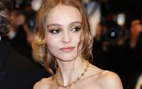 Lily-Rose Depp Has No Problem Posing Topless