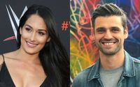 "American Professional Wrestler Nikki Bella Date With ""The Bachelorette"" Star Peter Kraus"