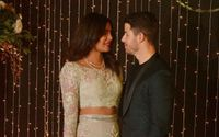 Priyanka Chopra Dazzled In Stunning Outfit As She and Nick Jonas Celebrated Their Third Reception