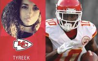 Tyreek Hill and Crystal Espinal Are Finally Engaged