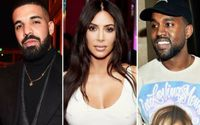 Drake Unfollowed Kim Kardashian's Instagram After Kanye West Called Him Out