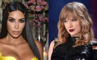 Kim Kardashian Makes Peace With Taylor Swift As She Listens To Her Music