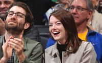 Emma Stone Spends Rare Public Date Night With Boyfriend Dave McCary