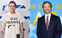 Pete Davidson and Judd Apatow are Teaming Up For Comedy For Universal