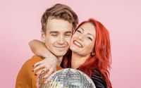 'Strictly Come Dancing' Couple Joe Sugg and Girlfriend Dianne Buswell Exit London in Style