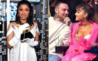 Ariana Grande Deletes Angry Tweets After Mac Miller Loses Grammy To Cardi B