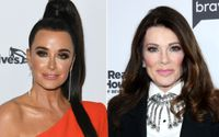 Lisa Vanderpump and Kyle Richards Feud Doesn't Stop 'RHOBH' Premiere Party