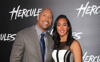 Dwayne Johnson Flew From Los Angeles To Miami To Spend Valentine's Day with His Daughter