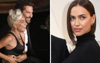 "Irina Shayk Reacts to Bradley Cooper and Lady Gaga's ""Shallow"" Performance"