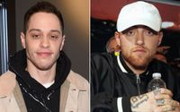 Pete Davidson Reportedly Had a Heckler Thrown Out of his New Jersey Comedy Show For Joking about Mac Miller's Death