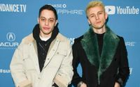 Machine Gun Kelly Is A Huge Fan Of Pete Davidson Dating Kate Beckinsale