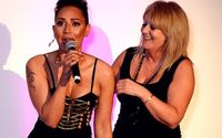 Mel B Continues Her Campaign To Help Women In Abusive Relationships at Women's Aid Event