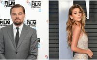 Leonardo DiCaprio Tries To Maintain A Low Profile As He Makes Rare Public Outing With Girlfriend Camila Morrone