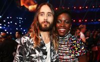The 'Black Panther' Actress Lupita Nyong'o Insists Intimate Relationship With Jared Leto 'Goes Beyond Dating Rumors'