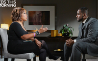 "R. Kelly Denies Sexual Abuse Allegations in Explosive Interview with ""CBS This Morning"" co-host Gayle King"