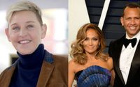 Ellen DeGeneres Gives a Hilariously Perfect Reaction to Jennifer Lopez's Engagement