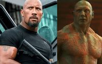 'Guardians of the Galaxy' Star Dave Bautista Claims Dwayne Johnson Isn't a Great Actor