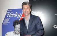 Patrick Dempsey Flashes a Grin at 'Hurley' Premiere in LA
