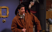 Ross Geller's Marcel The Monkey From FRIENDS Was Actually A Girl