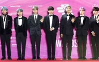 K-Pop Band BTS Looks Set To Be Officially Getting Their Own Dolls
