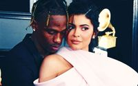 Travis Scott Dismisses Relationship Issues With Kylie Jenner With One Emoji